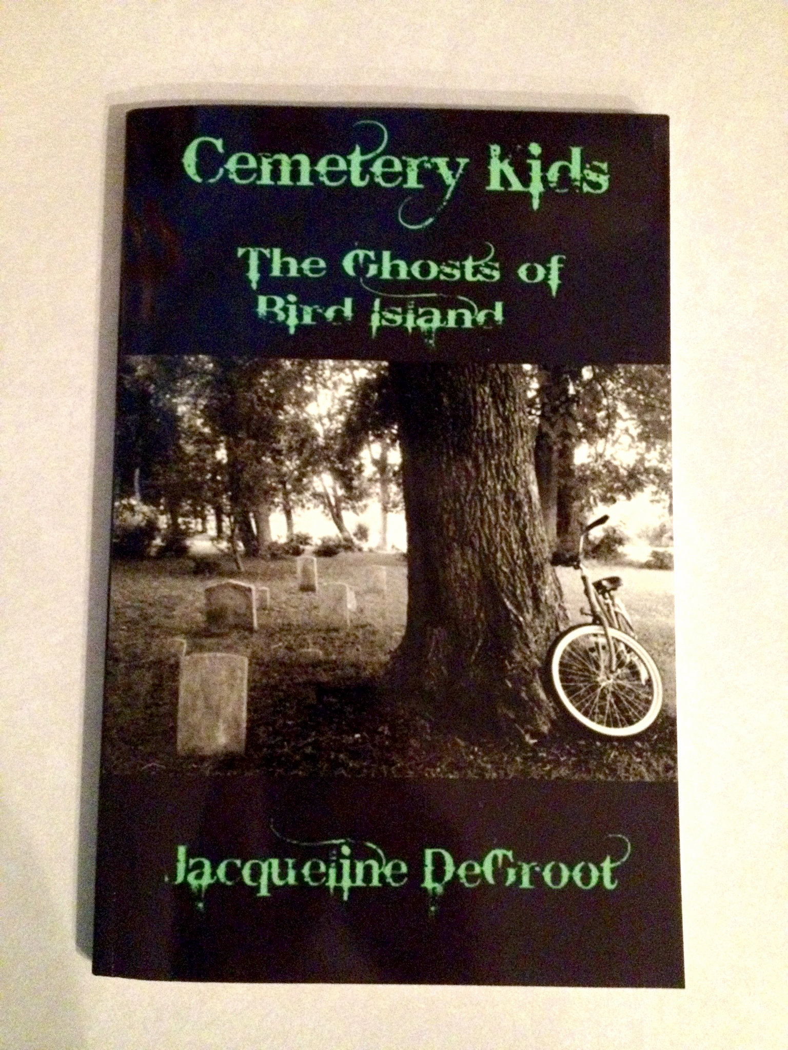 Cemetery Kids is OUT