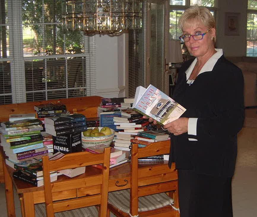 Jacqueline DeGroot Author