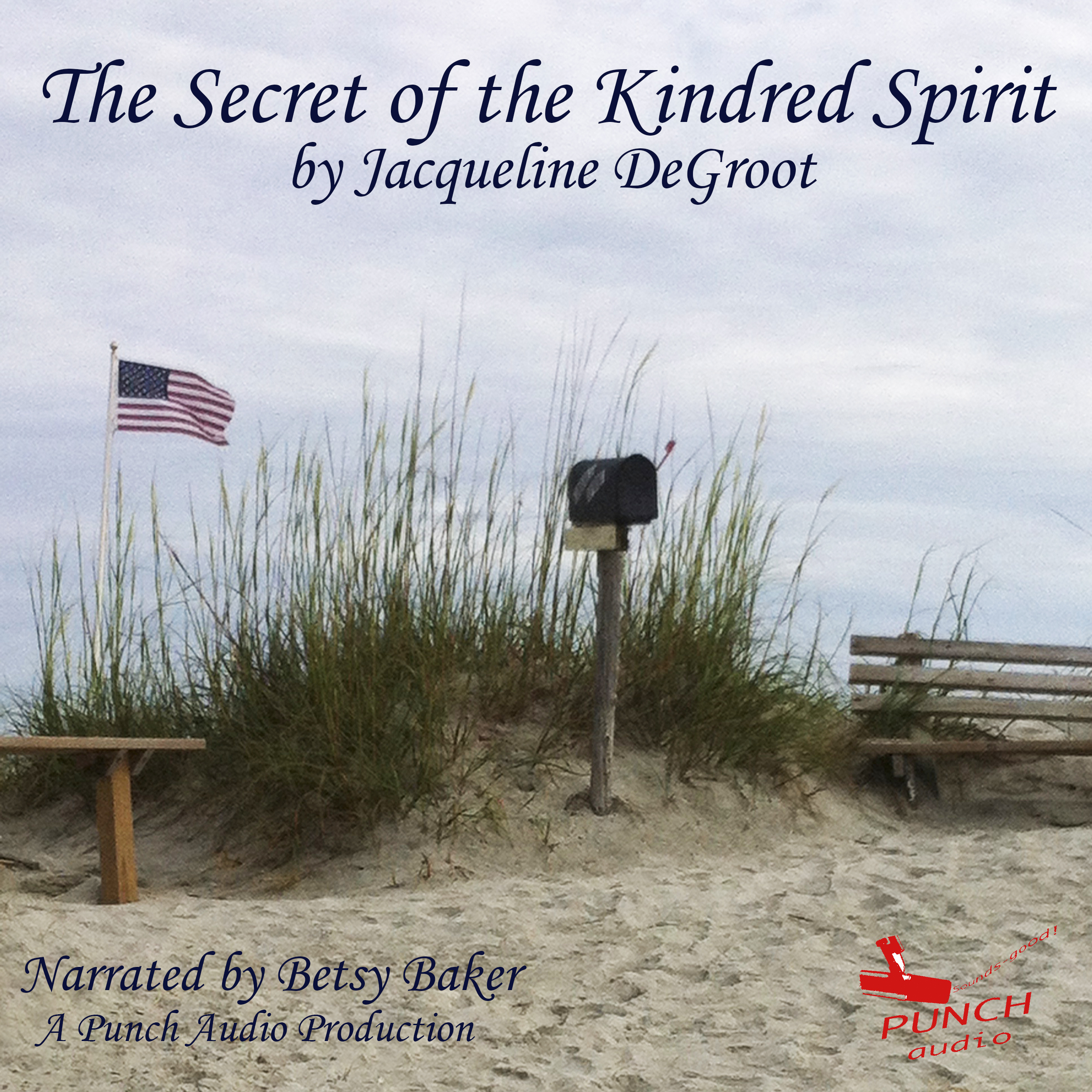 The Secret of the Kindred Spirit available on Audio Book