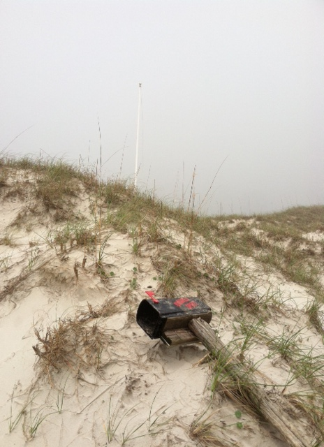Kindred Spirit Mailbox needs our help after Tropical Storm Ana 1