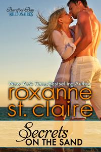 Roxanne St Clair secrets on the sand