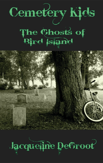 Cemetery Kids: The Ghosts of Bird Island